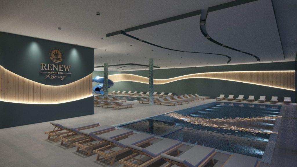 luksuzni kompleks na kosmaju sa zatvorenim bazenima