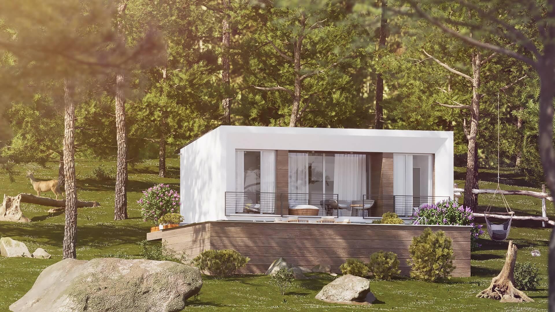 Apartmanska kuća - Renew Concept